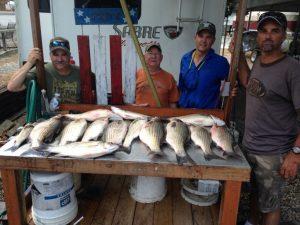 Truman Lake Fishing