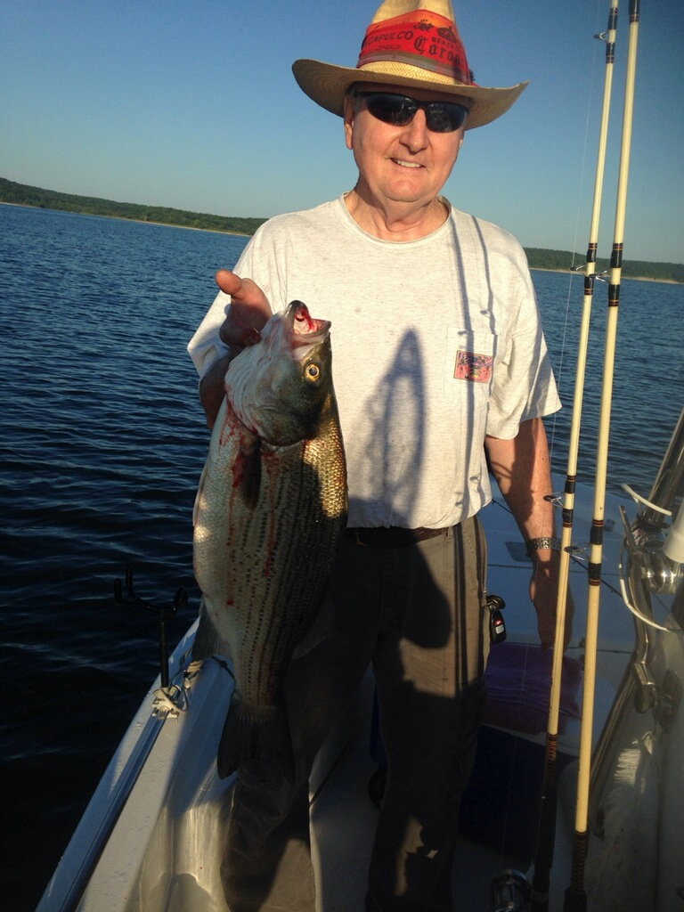 A little about your fishing guide truman lake fishing for Truman lake fishing report