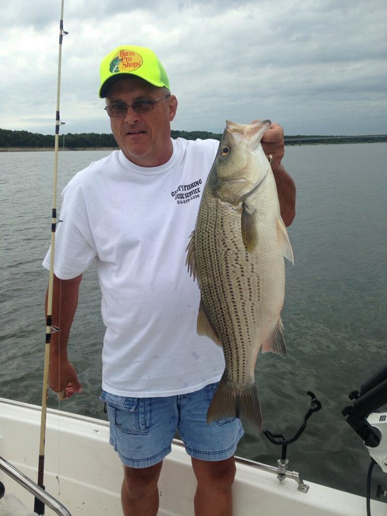 Truman Lake Fishing – Gary's Fishing Guide Service
