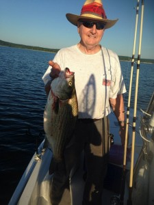 Truman Lake Fishing 2016