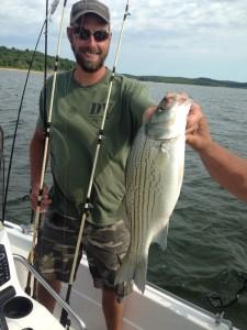 Truman Lake Fishing 2016