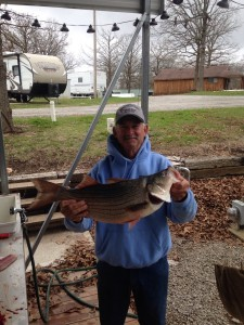 Truman Lake Fishing Report (1)